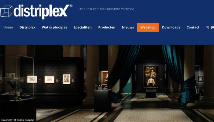 Welcome to Distriplex 2.0 ... and our new website